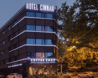 Hotel Cinnah - Ankara - Bina