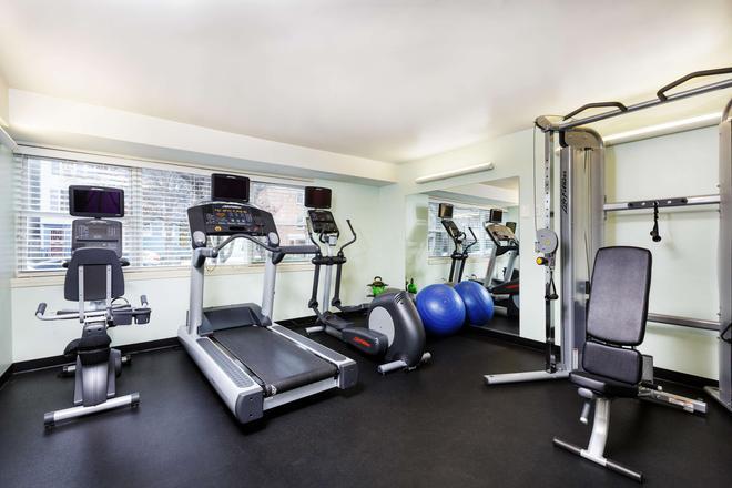 華盛頓特區大學旅館 - 華盛頓 - 華盛頓 - 健身房