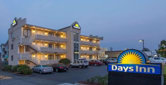 Days Inn by Wyndham Seattle North of Downtown - Seattle - Byggnad