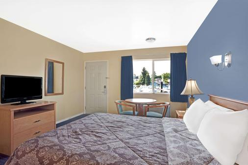 Days Inn by Wyndham Seattle North of Downtown - Seattle - Makuuhuone