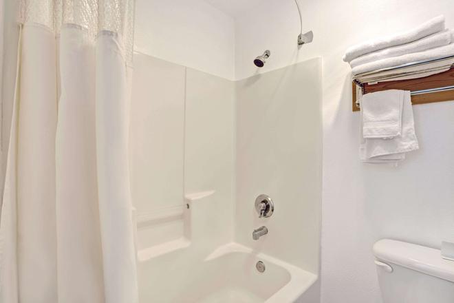 西雅圖戴斯酒店 - 市中心北城區 - 西雅圖 - 西雅圖 - 浴室