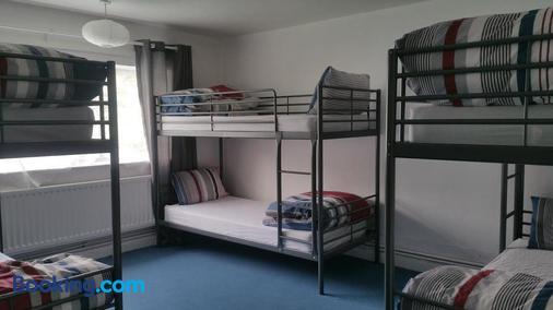 The Queens Hostel - London - Bedroom