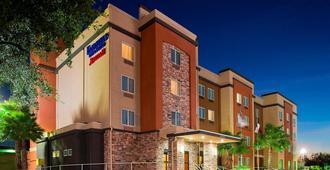 Fairfield Inn & Suites by Marriott Houston Hobby Airport - יוסטון - בניין