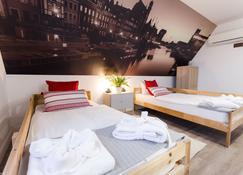 Elewator Gdansk Hostel - Gdansk - Habitación