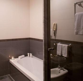 Starhotels Du Parc - Parma - Phòng tắm