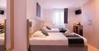Hôtel Holzer II - Porto-Vecchio - Bedroom