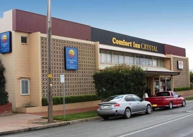 Comfort Inn Crystal - Broken Hill - Gebäude
