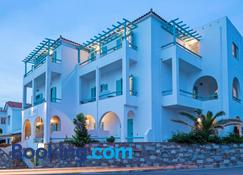 Paradise Design Apartments - Batsi - Building
