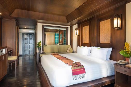 Panviman Resort, Koh Phangan - Ko Pha Ngan - Bedroom