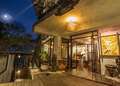Panviman Resort, Koh Phangan - Ko Pha Ngan - Gebäude
