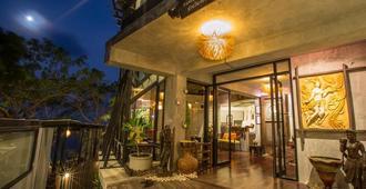 潘威曼帕岸島度假酒店 - 帕岸島 - 建築