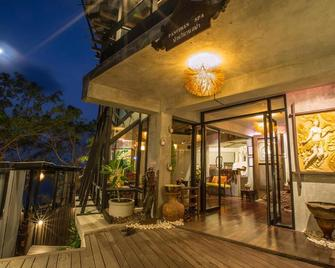Panviman Resort, Koh Phangan - Ko Pha Ngan - Building