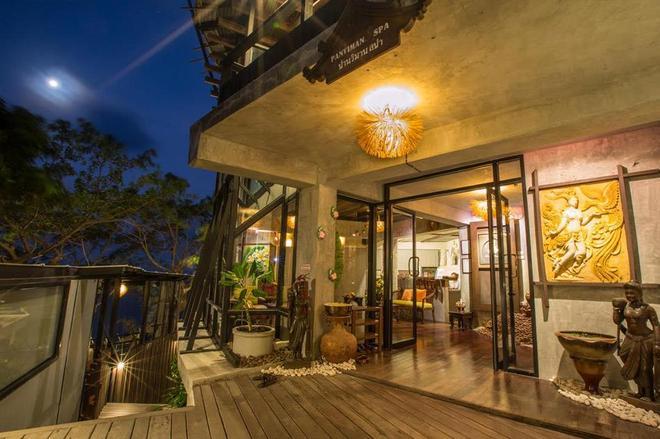 Panviman Resort, Koh Phangan - Ko Pha Ngan - Edificio