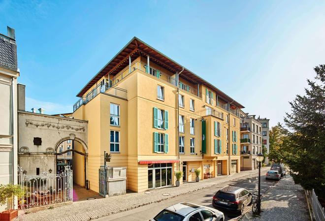 Steigenberger Hotel Sanssouci - Potsdam - Building