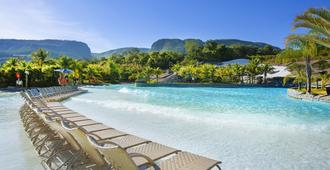 Rio Quente Resorts - Cristal Resort - Rio Quente - Pool