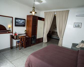 La Tripergola - Pozzuoli - Slaapkamer