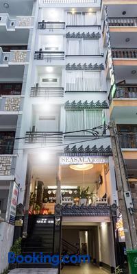 Seasala Hotel - Vũng Tàu - Building