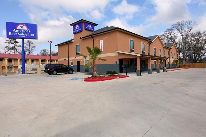 Americas Best Value Inn Sulphur - Sulphur - Κτίριο