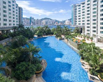 Kowloon Harbourfront Hotel - Hong Kong - Pool