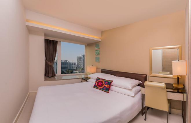 Kowloon Harbourfront Hotel - Hongkong - Makuuhuone