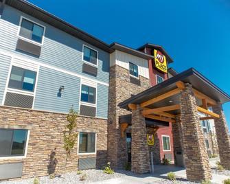 My Place Hotel-Billings, MT - Біллінгз - Building