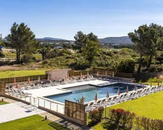 Grand Prix Hôtel - Le Castellet - Pool