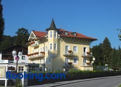 Hotel Das Schlössl - Bad Tolz - Edifício