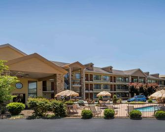 Quality Inn and Suites Sevierville - Pigeon Forge - Sevierville - Building