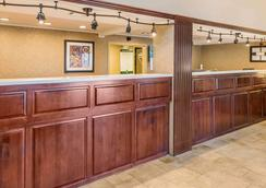 Quality Inn and Suites Sevierville - Pigeon Forge - Sevierville - Lobby