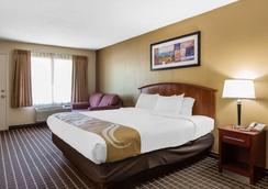 Quality Inn and Suites Sevierville - Pigeon Forge - Sevierville - Bedroom