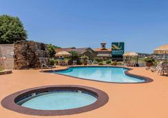 Quality Inn and Suites Sevierville - Pigeon Forge - Sevierville - Pool