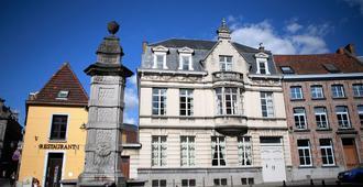 Apart - Hotel Saint Georges - Mons - Edificio
