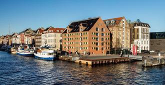 71 Nyhavn Hotel - Copenhague - Vista externa