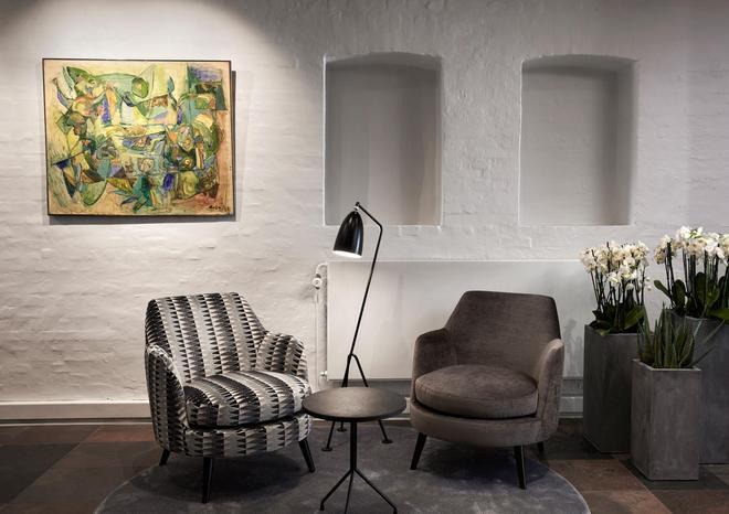 71 Nyhavn Hotel - Copenhagen - Front desk
