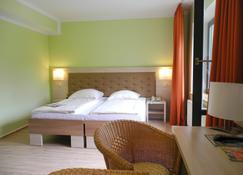 Waldhotel Wandlitz - Wandlitz - Schlafzimmer