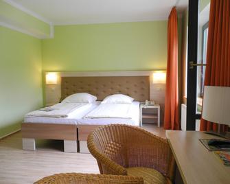 Waldhotel Wandlitz - Вандліц - Bedroom
