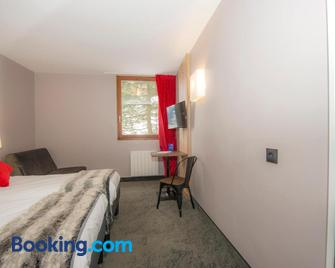 Hôtel Soleil Vacances Valfréjus - Modane - Bedroom