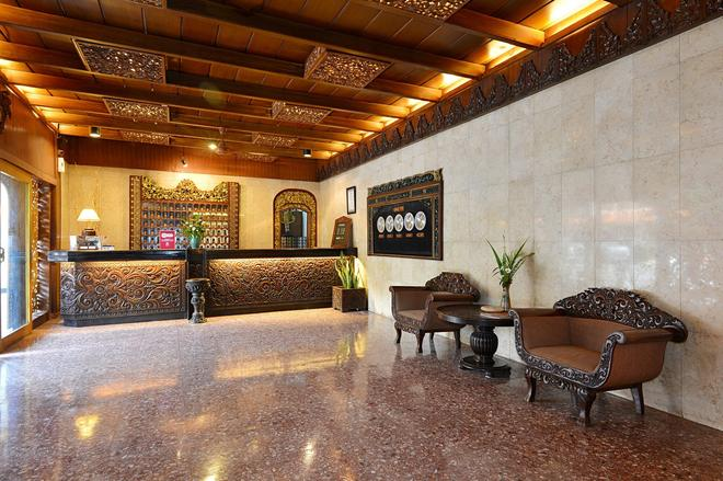 普里阿塔飯店 - 日惹 - 櫃檯
