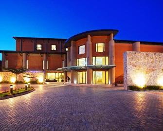 The Wheatbaker - Lagos - Building