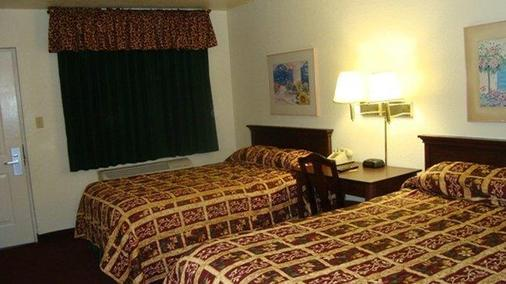 Inn of America - Palm Beach Gardens - Palm Beach Gardens - Bedroom