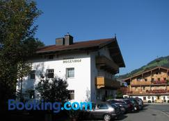 Pension Rosenhof - Brixen im Thale - Building