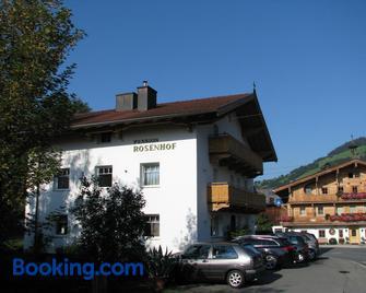 Pension Rosenhof - Brixen im Thale - Edificio