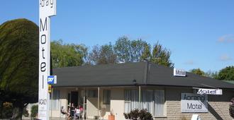 Aorangi Motel - Fairlie - Building