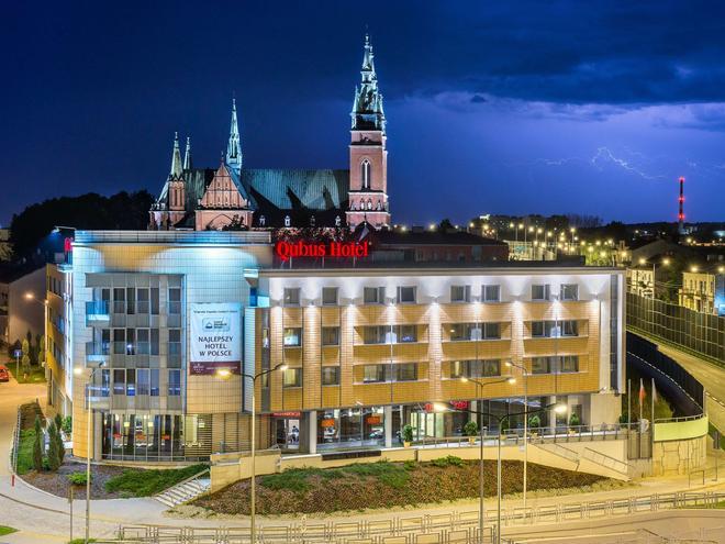 Qubus Hotel Kielce - Kielce - Gebäude