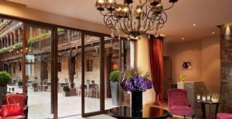 Hôtel Cour du Corbeau Strasbourg - MGallery - סטרסבור - לובי