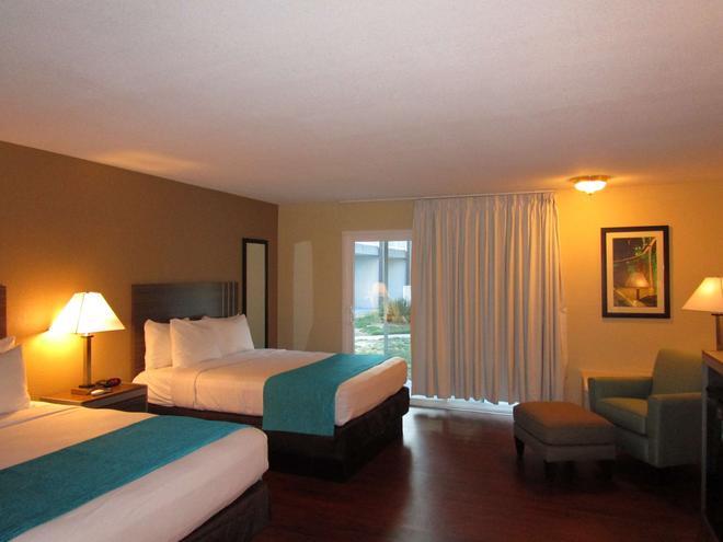 北沙加緬度貝斯特韋斯特普拉斯修爾住宿酒店 - 薩克拉門托 - 臥室