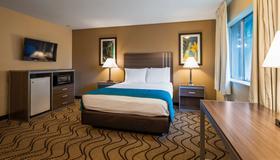 SureStay Plus Hotel by Best Western Sacramento North - Sacramento - Bedroom