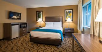 SureStay Plus Hotel by Best Western Sacramento North - Sacramento - Camera da letto