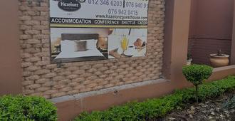 Hazelonz Guest house - Pretoria - Cảnh ngoài trời