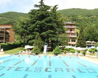 Hotel Ristorante San Carlo - Spinone al Lago - Zwembad